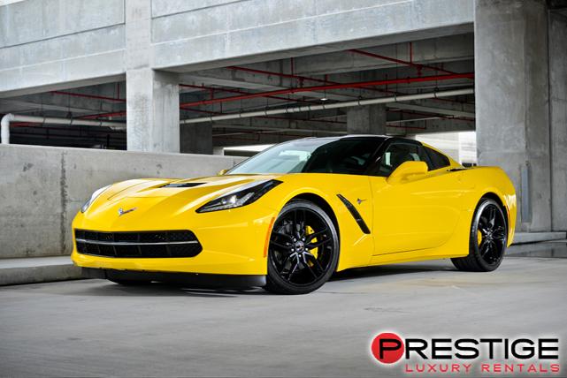 Car Rental Corvette Miami