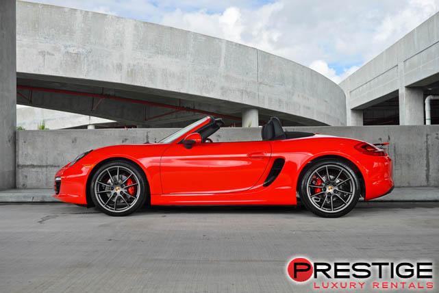 Porsche Car Rental Atlanta