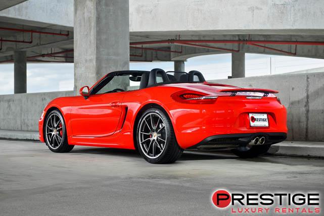 Atl Car Rental: Rent A Porsche Boxster S Convertible In Atlanta, Georgia